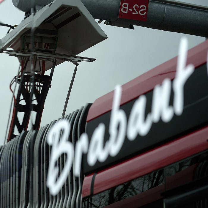 "Juul van Hout: ""The success of the electric bus transport is largely due to the drivers"" 