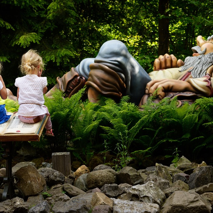 De Efteling is a popular amusement park in Brabant | Brabant Brand Box