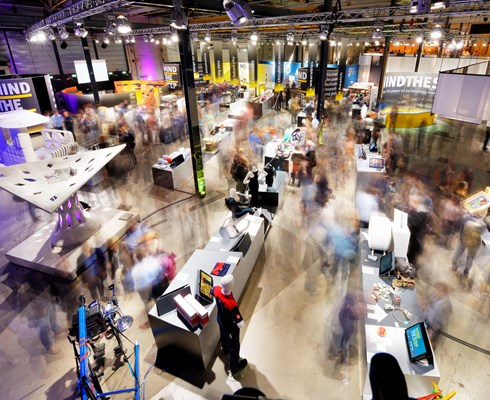 The Dutch Design Week is an annual event in Eindhoven | Brabant Brand Box