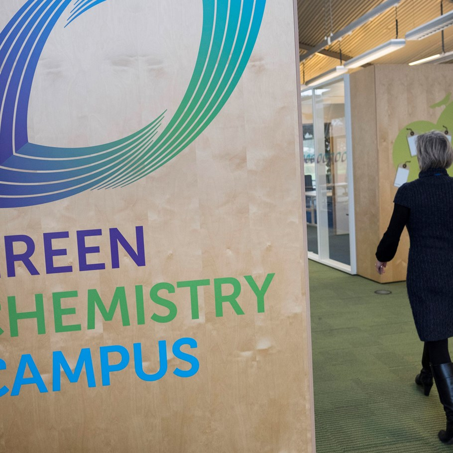 Inside the Green Chemistry Campus in Bergen op Zoom - Brabant Brand Box