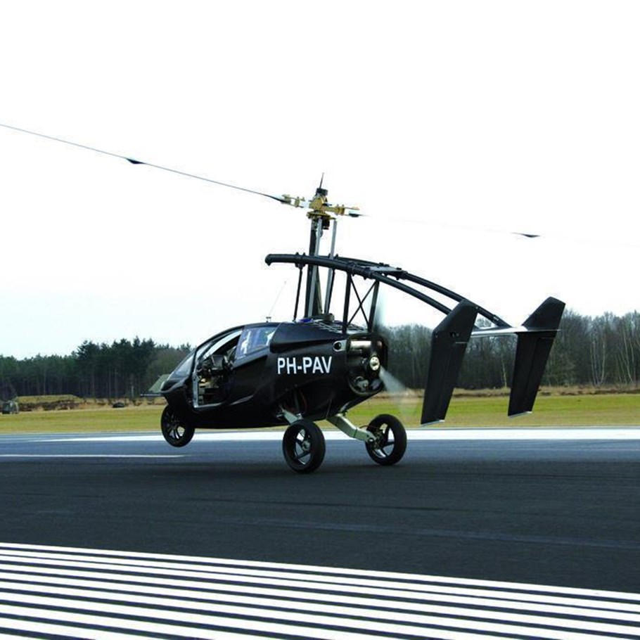 PAL-V, the first flying car - photo PAL-V.com