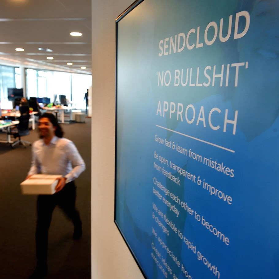 SendCloud in Eindhoven is growing fast | Brabant Brand Box