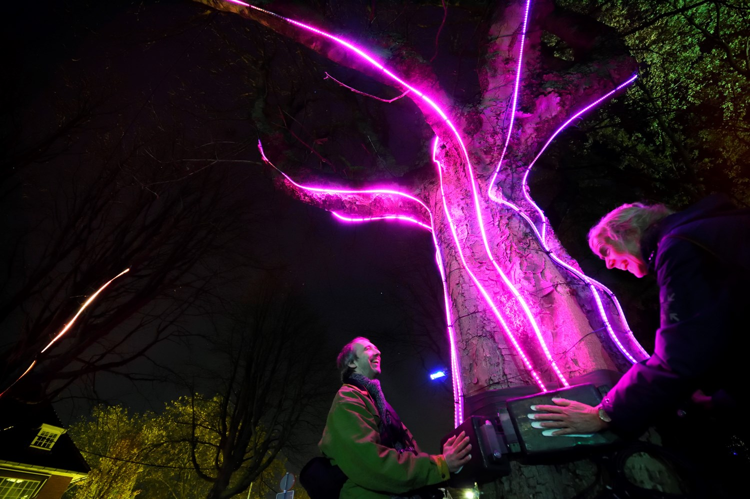 The annual light festival Glow transforms Eindhoven into an open-air exhibition full of art, light and design - Brabant Brand Box