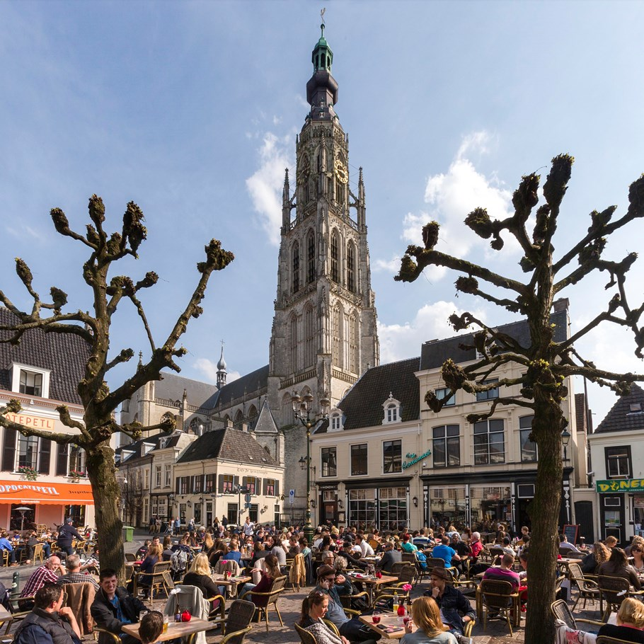 Breda: The hospitable green city | Brabant Brand Box