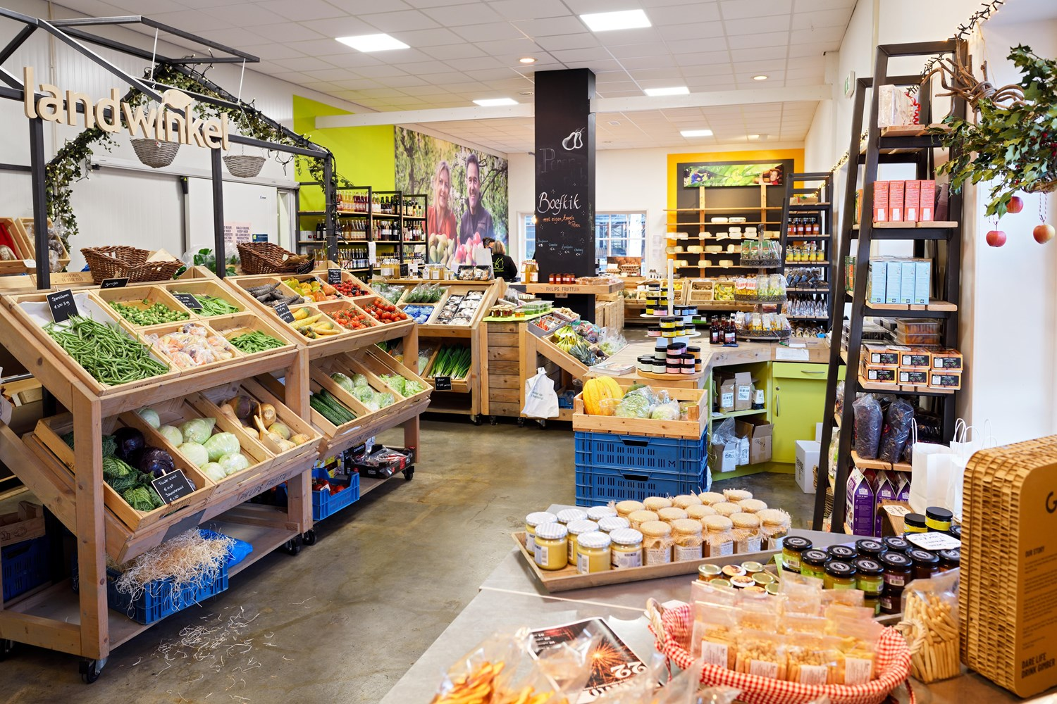 Landwinkel Philips Fruittuin - Rijp - Brabant Brand Box